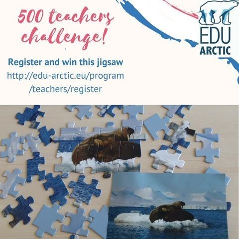 500 teachers challange